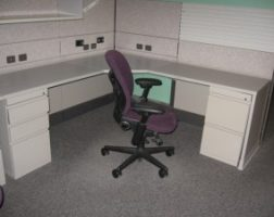Herman Miller Ethospace Office Cubicle