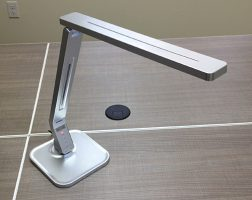 Symmetry LED Light with USB Port