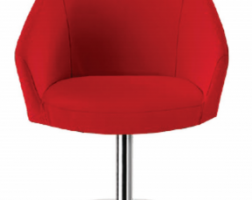 Aceray #VOTO-SWIV4P Swivel Arm Chair