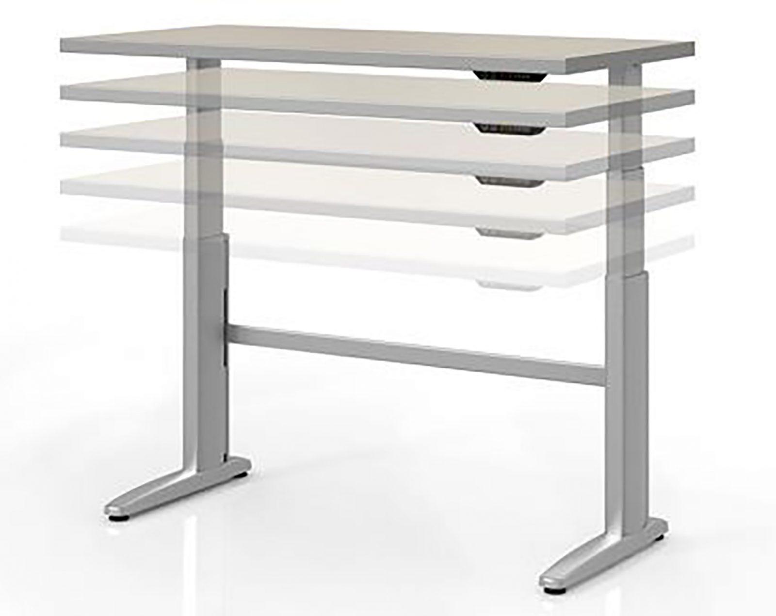 Ki Genesis Adjustable Height Desk Ethosource