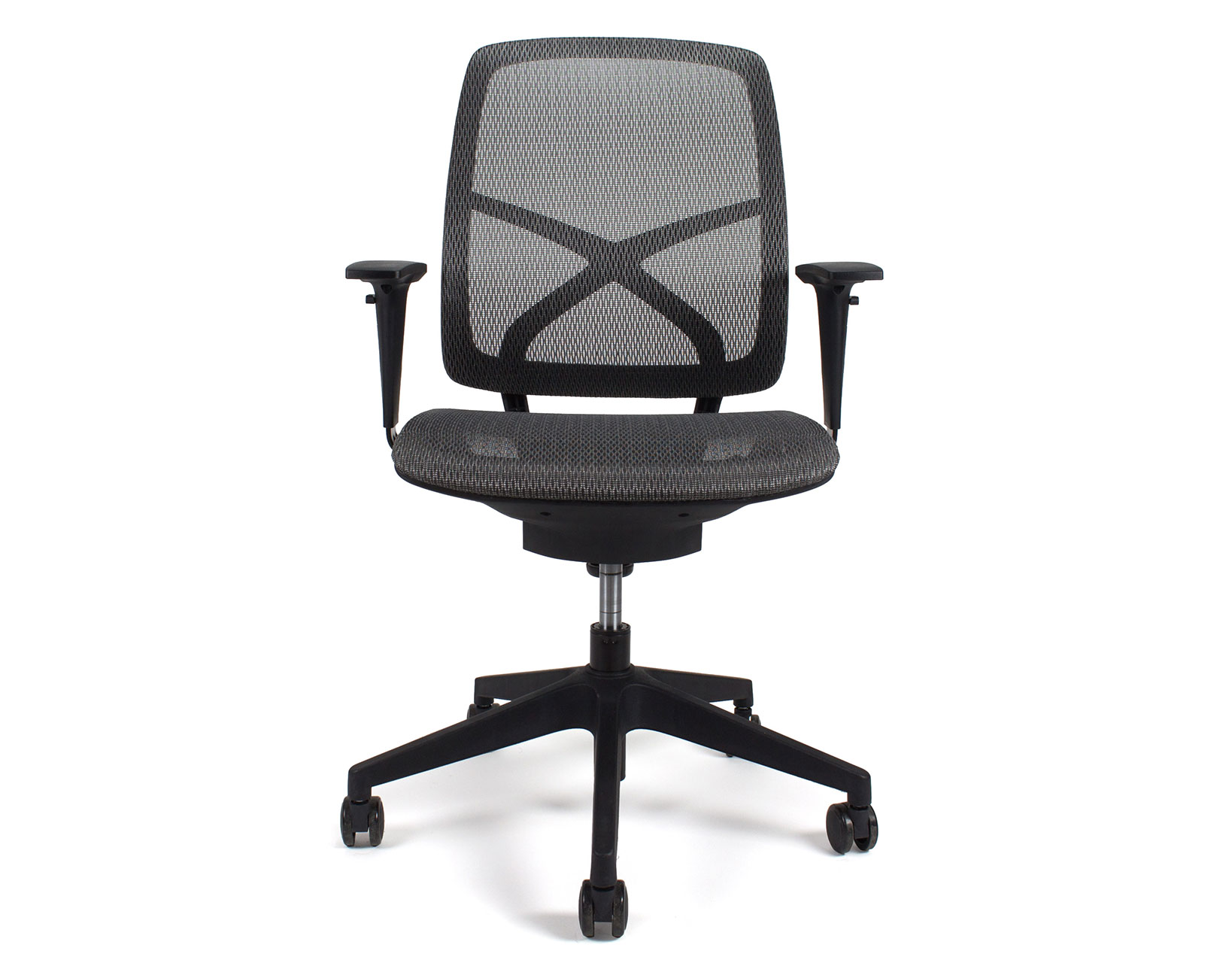 Pixel Chair Grey Office Furniture Ethosource