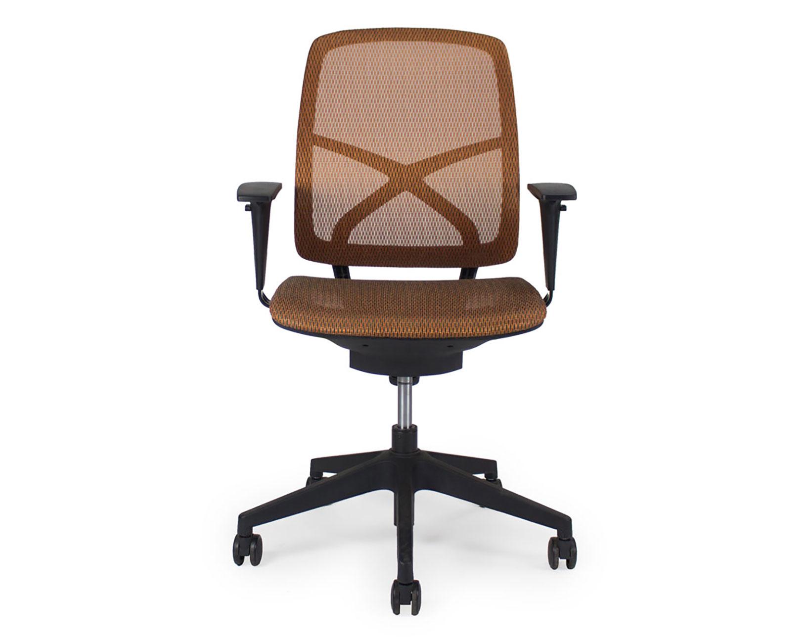 Pixel Chair Orange Office Furniture Ethosource
