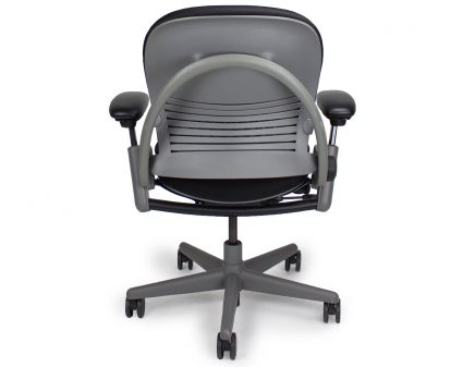 Refurbished Steelcase Leap Chair (Grey Frame) | Office Furniture ...
