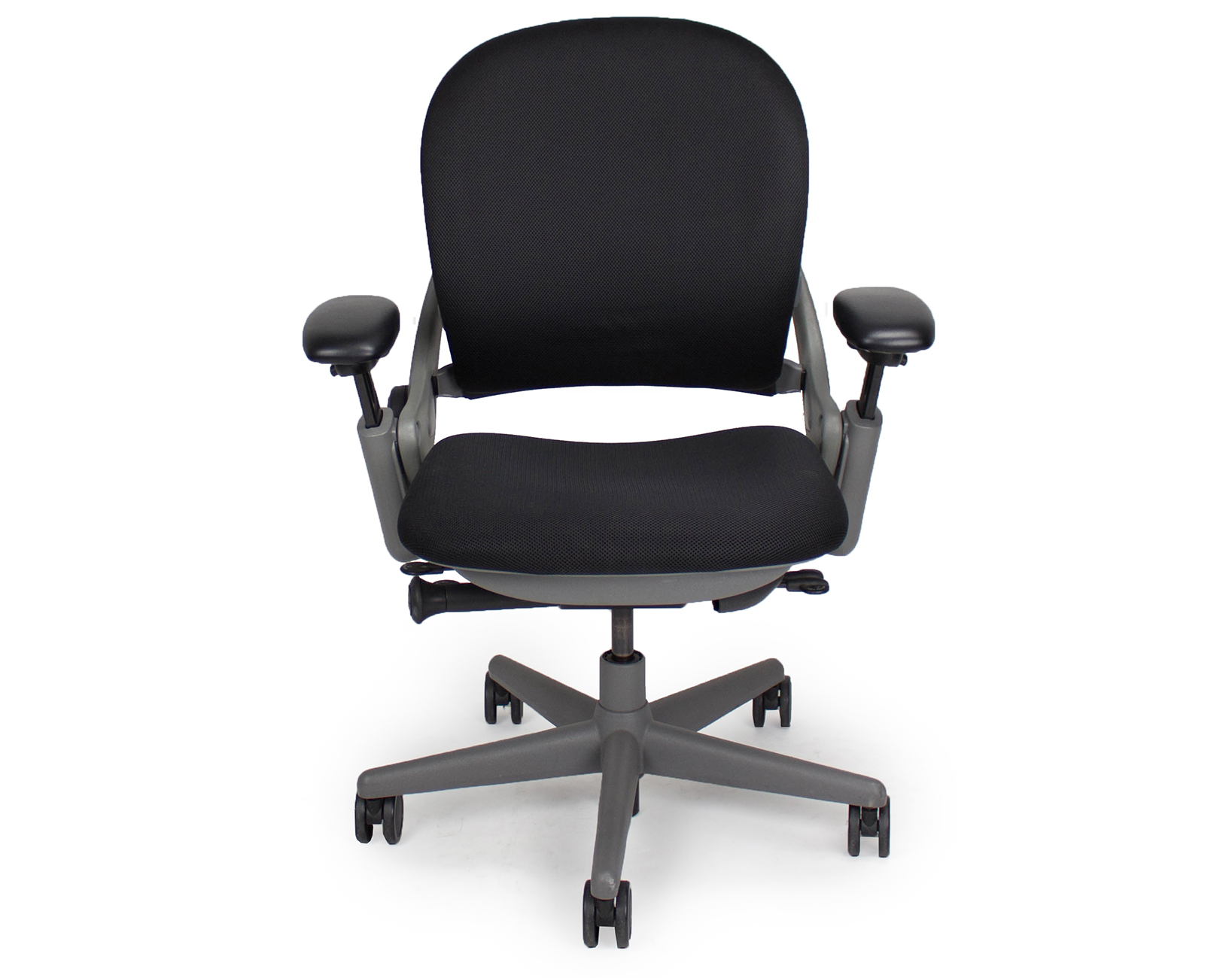 Refurbished Steelcase Leap Chair Grey Frame