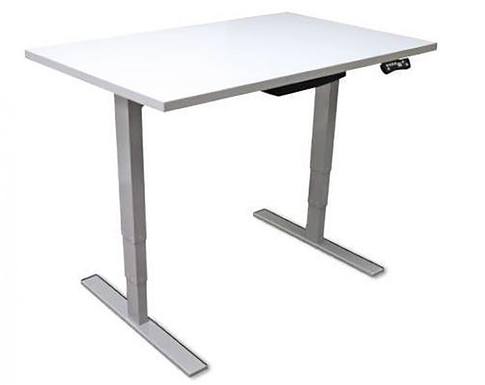 Symmetry Apollo III Adjustable Height Desk