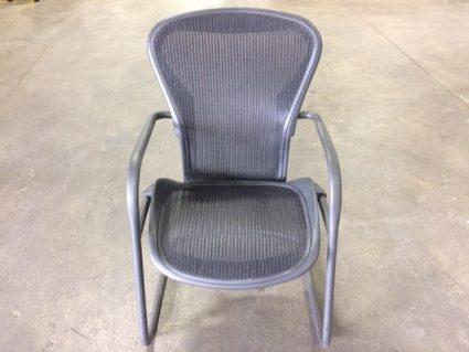 used herman miller aeron guest chair office furniture ethosource