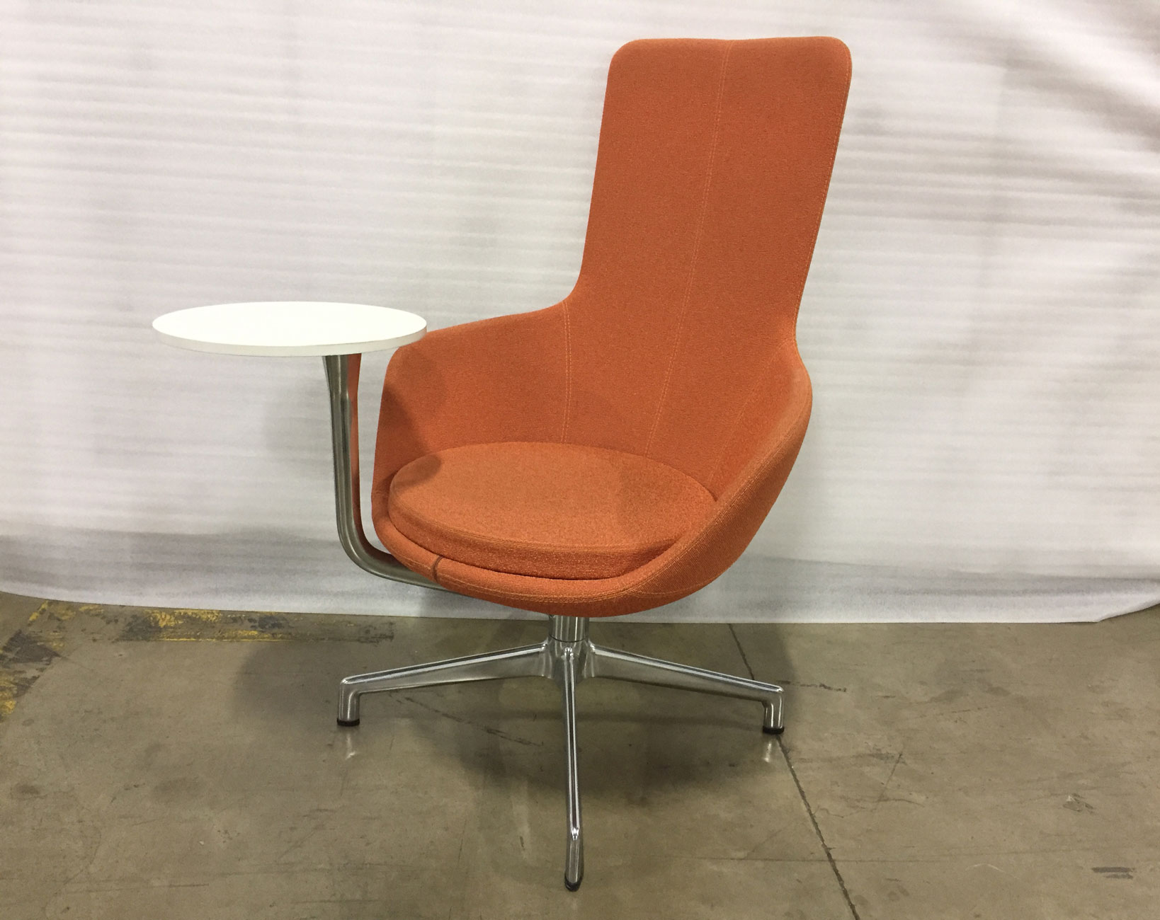 Tablet Arm Chair >> Used Keilhauer Tablet Arm Chair Office Furniture Ethosource